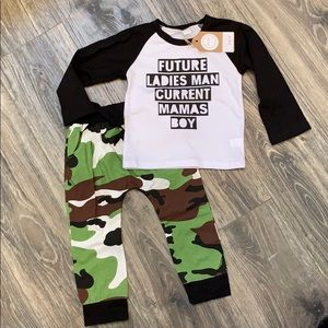 Other - Boys boutique outfit
